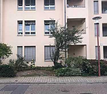 Oftersheim gepflegte 1 Zimmer Wohnung mit Balkon