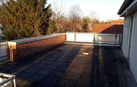 2,5 Zimmerwohnung mit toller Dachterrasse in Münster-Gremmendorf!