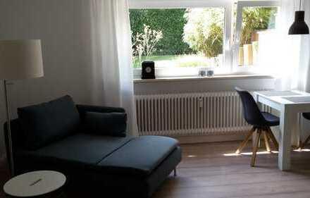 Exklusive, neuwertige 1-Zimmer-Wohnung in Frankfurt / Main