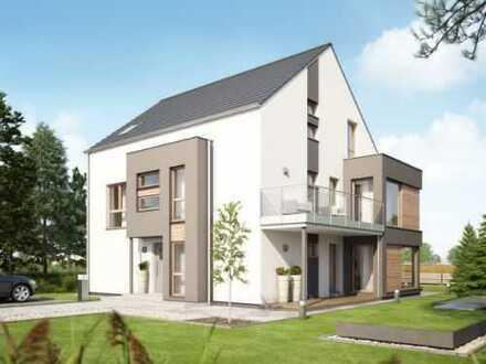 Mehrgenerationenhaus mit Architektur und Design!