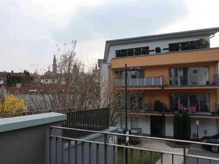 1 Zimmer Appartement Innenstadt Weinheim
