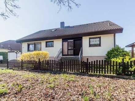 Schönes Einfamilienhaus mit Garage und Pool in Büttelborn sucht neuen Eigentümer (FERTIGHAUS)