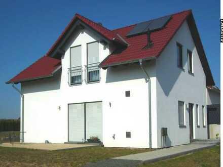 Projektiertes Einfamilienhaus in gediegener Randlage von Flörsbach