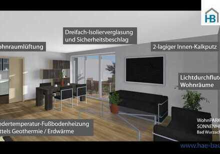 Moderne 4 Zi.-ETW in guter Lage von Bad Wurzach