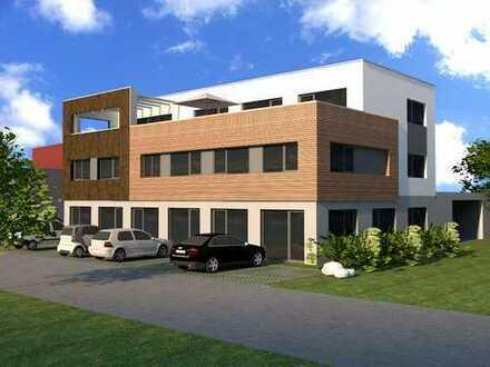 Erstbezug mit Dachterrasse: Lichtdurchflutete 3-Zimmer-Penthouse-Wohnung in Oberallgäu (Kreis)