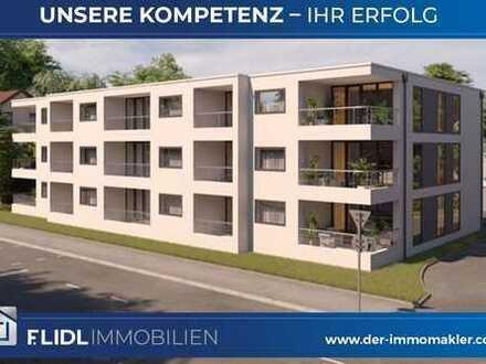 Traumhafte Neubau 2 Zimmer Eigentumswohnung Erdgeschoß in Straubing