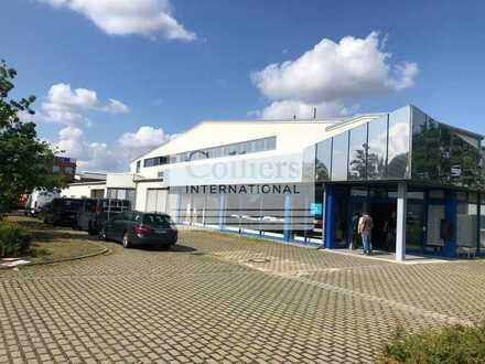 Ausstellungsfläche mit Lager | ca. 2.500 m² | östlich von Halle