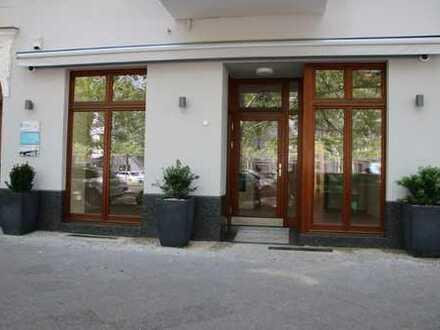 Hochwertiges Restaurant im Mierendorffplatz-Kiez