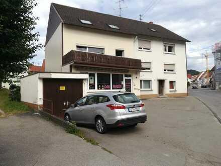 Modernisierte 2-Zimmer-Wohnung ca. 89m² mit Balkon und Garage in Tuttlingen- Nendingen