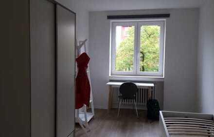 Möbiliertes 13qm- Zimmer in zentraler WG