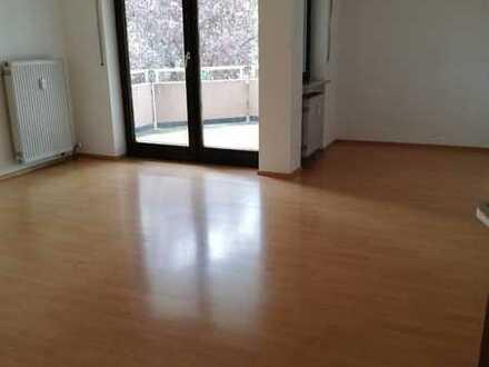 Helle, ruhige 1-Zimmer-Wohnung mit Balkon und EBK in Versbach zur Eigennutzung oder Kapitalanlage
