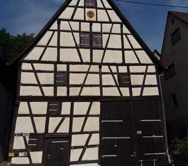 Denkmalgeschützte Scheune oder Haus in Ludwigsburg (Kreis), Bönnigheim