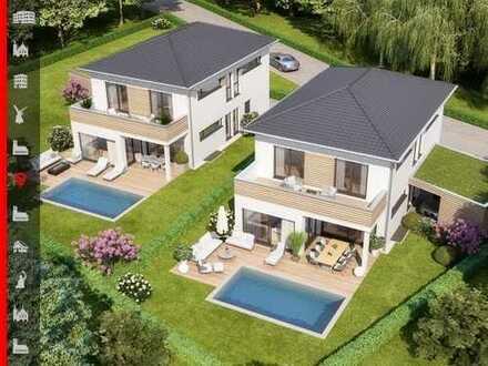 Exklusives Neubau-Einfamilienhaus in Ortsrandlage