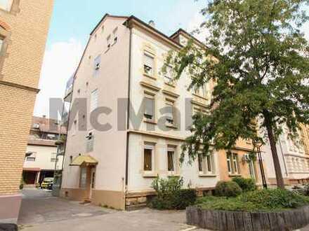 Innenstadtnähe von Heilbronn - 4-Zimmer-Wohnung in guter Lage mit Balkon
