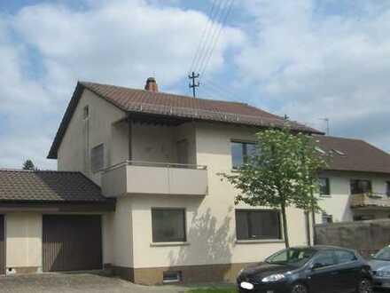 Einfamilienhaus auf ERBBAU-Grundstück