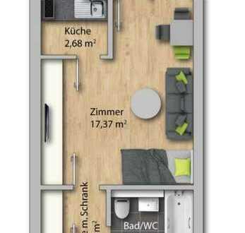 Sanierte 1-Zimmer-Wohnung Nähe Sendlinger Tor