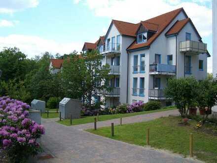 Geräumige, helle und gepflegte 1-Zimmer-Dachgeschosswohnung mit Balkon im Wohnpark Hoppegarten