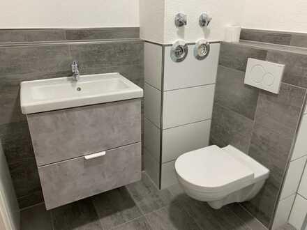 Erstbezug nach Sanierung mit Einbauküche und Balkon: stilvolle 1,5-Zimmer-Wohnung in Karlsruhe