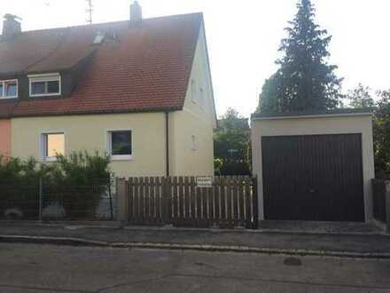 Doppelhaushälfte in Stadtbergen