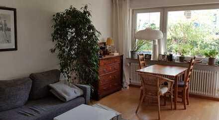 Heidelberg Neuenheim: 2 Zimmerwohnung Nähe Uni-Kliniken