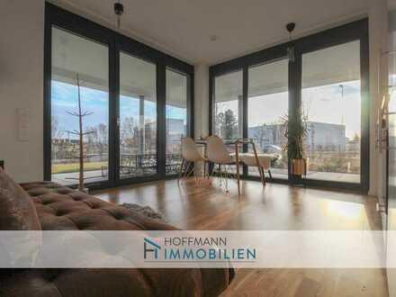**Moderne 2-Zimmer-Wohnung mit Garten** in Gaimersheim