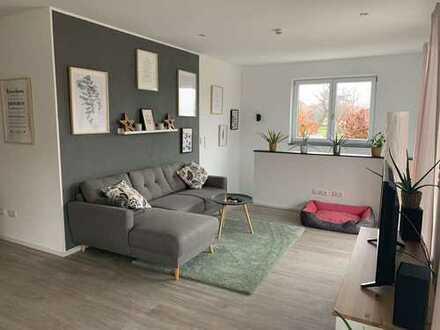 Schöne, geräumige 3-4 Zimmer Wohnung Neubau in Bad Feilnbach - Au mit Südterrasse u. Bergblick