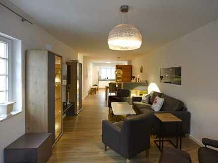 Möblierte 3 Zimmer Komfortwohnung in der Rosenstadt Düsseldorf Angermund