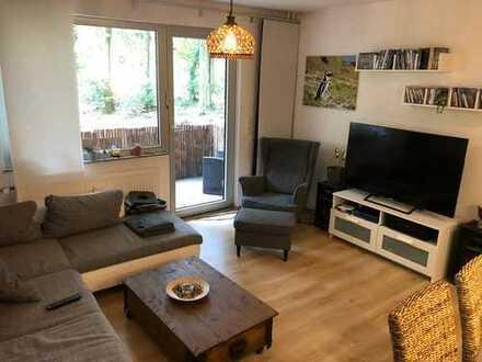 Helle und gut geschnittene 3 Zimmer Wohnung in Köln Riehl (unmittelbare Nähe zum Rheinufer)