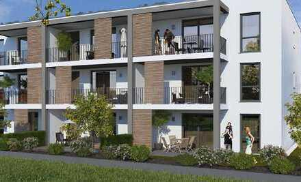 Erstbezug: attraktive 3-Zimmer-Wohnung mit EBK und Balkon in Herbolzheim