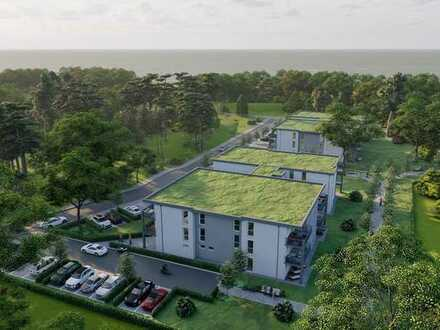 Komfortable 3-Raumwohnung an der Haffküste der Insel Usedom im Bereich Zirchow