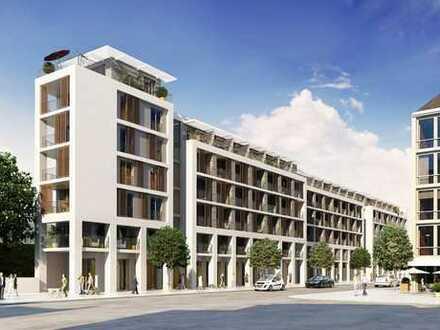 Süd.Flügel EH 179 - möbliertes Apartment mit Balkon in Uninähe - bezugsfrei ab 01.10.2019