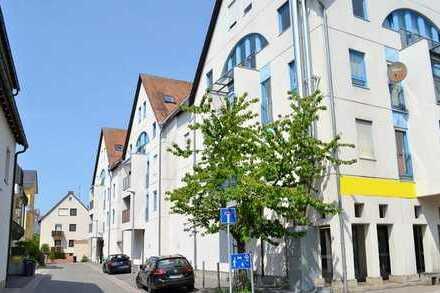 Pfiffige 2-Zimmer-Dachgeschosswohnung in Maichingen
