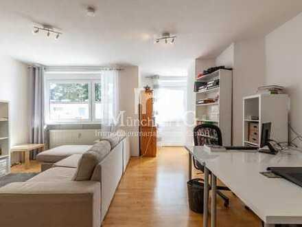 MÜNCHNER -IG: Modernes & helles Apartment in zentraler und verkehrsgünstiger Lage zum Innenhof !