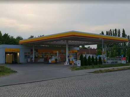 54 m² Service Halle neben Tankstelle zu vermieten