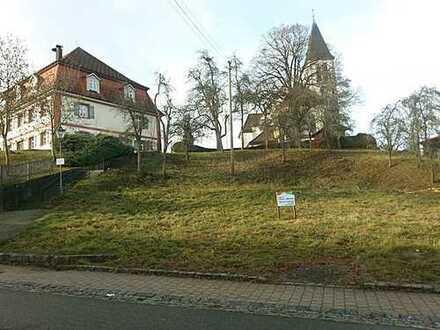 **Unweit von Rottweil und Balingen** Bauplatz im Erholungsgebiet Oberes Schlichemtal