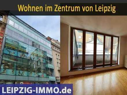 Schicke 2Zi.-Wohnung im Zentrum*EBK*Gäst-WC*BLK*Lift*Parkett