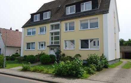 Schöne 3 Zimmer Wohnung mit Südbalkon in Bremen-Aumund