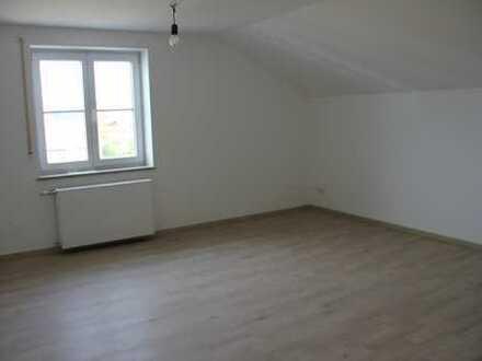 Erstbezug: attraktive 2-Zimmer-DG-Wohnung mit gehobener Innenausstattung tung in Marktoberdorf