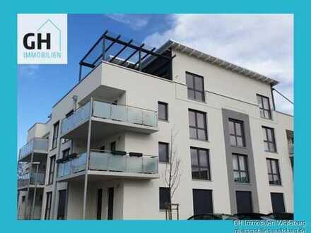 Stillvolle 3 Zi- ETW mit Balkon und Tiefgarage im La Patria Wohnpark in Gifhorn