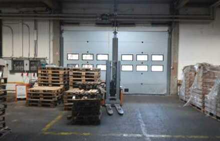 """""""BAUMÜLLER & CO."""" - 1.000 m² Lager/Produktion"""
