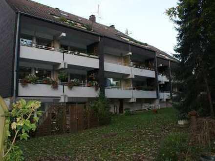 Gepflegte 1-Zimmer-Wohnung mit Balkon und Einbauküche in Dortmund