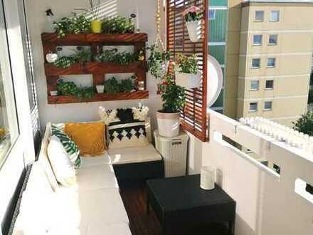 Helle 2-Zimmer-Wohnung in Wehingen