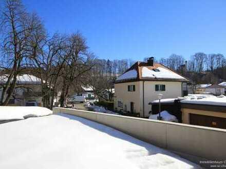 Erstbezug! Zentral und sonnig gelegene 2 Zimmer Neubauwohnung nähe Stadtplatz in Traunstein!