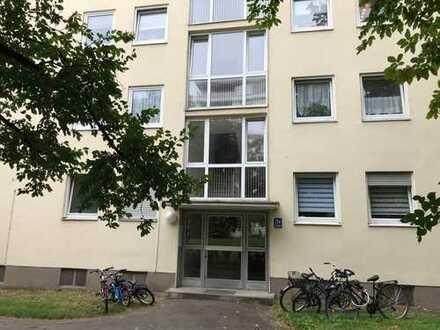 Solide vermietete Etagenwohnung in München