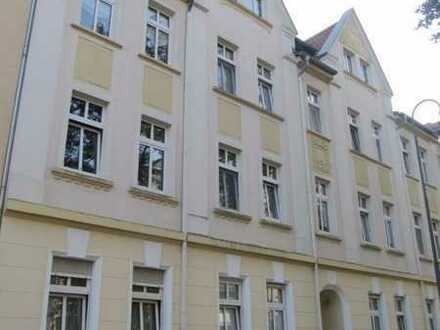 Schöne gemütliche Dachgeschosswohnung in Dessau-Nord zu vermieten