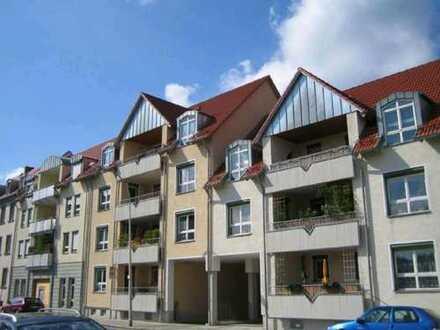 BEIL BAUGESELLSCHAFT: Ruhig und dennoch zentral - gepflegte 2-Zimmer-Wohnung mit Balkon in Ansbach