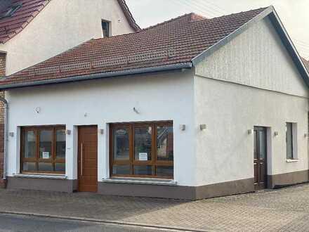 Sehr schöner, komplett sanierter Gewerberaum mit ca. 60 m² Nfl. in Limbach
