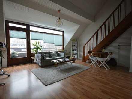 Vermietete 1-Zimmer-Wohnung mit Tiefgaragenstellplatz in Wellingsbüttel