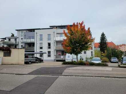 Komplett Möblierte 1,5-Raum-Wohnung mit Balkon und Einbauküche in Ansbach