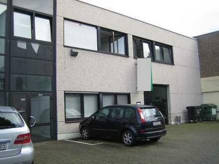 Provisionsfrei: optisch ansprechende Halle 306 qm plus Büro 175 qm in K.-Ehrenfeld